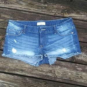 Express Shorts - Express denim shorts